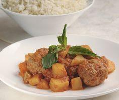 Albóndigas enchipotladas | Cocina y Comparte | Recetas @cocinaalnatural