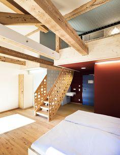 Hostal para Jóvenes en Berchtesgaden / LAVA