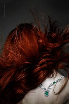 Photography: Toufic Araman  Hair: Helga Bosman Make-up: AJ  Model: Kristina Steis
