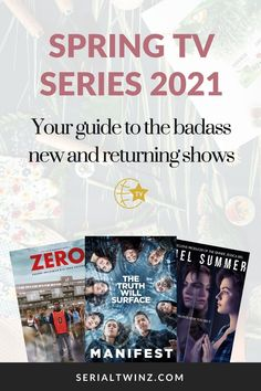 Hey Serial Fans and welcome to the Spring TV Series 2021: Your Guide To The Badass New And Returning Shows. In this guide, we are recommending you the best TV series to watch and stream this Spring. And in the Spring TV series 2021 guide, we have selected only the best badass new and returning shows premiering or released in April 2021. We selected fantasy, comedy, drama. action, dramedy, and more series. #TVSeries #TVShows #BestTVShows #ShowsToWatch Action Tv Shows, Drama Tv Shows, Drama Tv Series, Tv Series To Watch, Book Series, Best Tv Shows, Favorite Tv Shows, Famous In Love, Jessica Jones
