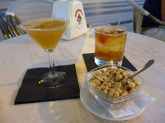 Cocktails in San Remo