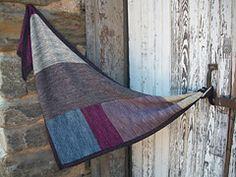 Ravelry: City Block Shawl pattern by Laura Aylor