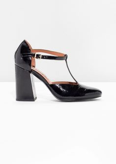 & Other Stories | Patent Leather Mary-Janes