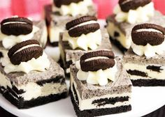 Oreos are usually not simply a cookie — they're a versatile ingredient that may take your baking to the subsequent degree. I all the time strive preserve a pack or two stashed in the cabinet for these occasions whenever you want a little further taste and cuteness. Listed below are 10 genius...