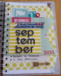 30 Days - September by juliee at @studio_calico