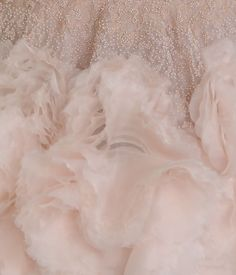 alexander mcqueen spring/summer 2012.... Fashion House know how to get the softest color of pink.