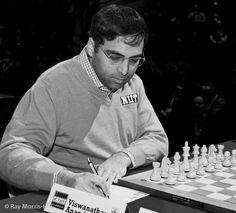 Viswanathan Anand, Indian chess Grandmaster and undisputed World Chess Champion (2007-2013+)