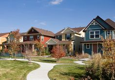 Colorful KB homes
