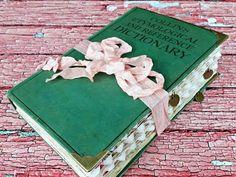 Vintage Junk Journal - 'Victorian Romance' - YouTube