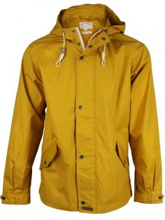 Knowledge Cotton Waxed Light Jacket, - OurBubble