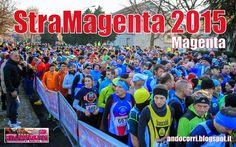 AndòCorri: 1 Feb 2015, Magenta (MI) - StraMagenta... straripa...