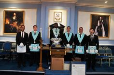 A Very Special Meeting of Royal Jubilee Lodge No 72 - Our Romanian Guests