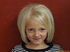 Little Girl Short Hairstyles, Bob Haircut For Girls, Girls Short Haircuts, Haircuts For Long Hair, Bob Hairstyles, Bob Haircuts, Haircuts For Kids, Haircuts For Little Girls, Pinterest Hairstyles