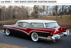 custom 57 Buick wagon