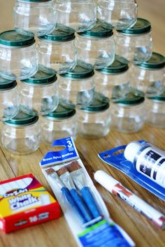 Unsophisticook™ » Getting Organized with DIY Chalk Paint Spice Jars