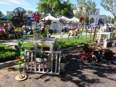 Garden accessories by Mike's Metal