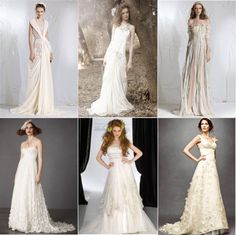 Stunner Thursday: Fairy Bridal Style From Head to Toe