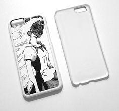 Princess Mononoke (Mononoke hime) Iphone 6 case door LaurenInkDots op Etsy