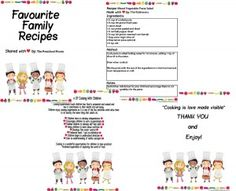 Interest Area - Dramatic Play - Aussie Childcare Network Family Recipes, Family Meals, Learning Stories Examples, Aussie Childcare Network, Create A Cookbook, Block Play, Dramatic Play, Cover Pages, Recipe Cards