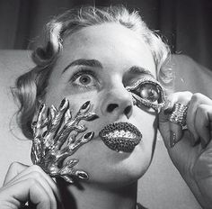 Salvador Dali's jewellery fascination. — Gurmit