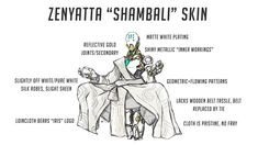 Overwatch - Zenyatta Shambali Skin by StallordD on DeviantArt Overwatch Zenyatta, Overwatch 2, Overwatch Memes, Overwatch Skin Concepts, Soldier 76, Character Design, Character Ideas, Best Games, Cool Drawings