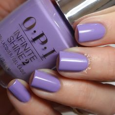 Rikki shows her style in this purple-power mani that she designed using her gifted OPI Infinite Shine 2 Nail Lacquer in Do You Lilac It? Glaze your digits to perfection for #11DaysStrong with the new OPI Infinite Shine ProStay Primer and Gloss.Products were gifted as part of the Preen.Me VIP program together with OPI.
