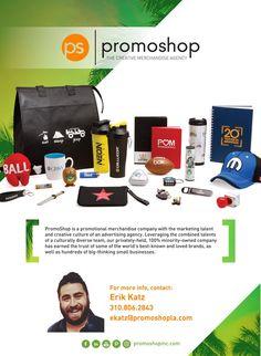 Promoshop Merchandising Companies, Advertising Agency, Promotion, Creative