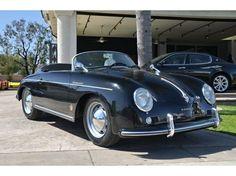 I love this car. 1961 Porsche 356