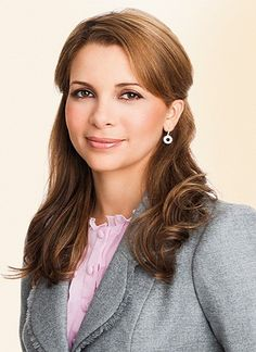 R4R Royal Bios: (Jordan)   Princess Haya of Jordan, Sheikha of Dubai  -Haya bint Al Hussein  -born May 3, 1974  -daughter of King Hussein I and Queen Alia of Jordan   -Princess of Jordan by birth  -junior wife of Sheikh Mohammed of Dubai   -married on April 10, 2004