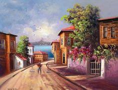 İstanbul Tabloları İST 068