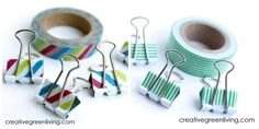 100 крутых вариантов, как можно использовать декоративный скотч