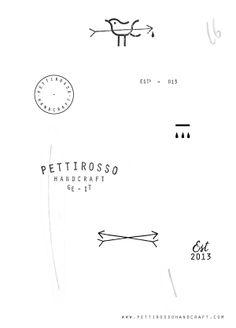 Pettirosso Handcraft by vacaliebres, via Behance