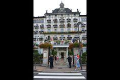 GRAN HOTEL DE LAS ISLAS BORROMEAS -Mariage dans les îles Borromées - C'est le grand jour pour Pierre et Béatrice