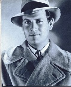 Joel McCrea Hollywood Cinema, Hollywood Actor, Golden Age Of Hollywood, Vintage Hollywood, Hollywood Stars, Classic Hollywood, Old Movies, Vintage Movies, Bogart And Bacall