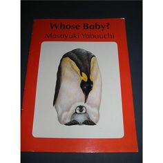 Wild Animal Preschool Lesson Plan Based on Whose Baby? by Masayuki Yabuuchi
