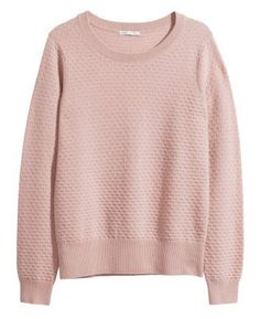 Pin for Later: 17 Favourite Autumn Knits Because It's Finally Jumper Weather H&M Cashmere Jumper H&M Cashmere Jumper (£50)