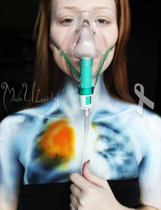 Lung Cancer : blogspot by Made You Look by Lex (Alexys Fleming)