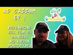 Ad Cazzum EP1 Recensione del Film di Shingeki no Kyojin boicottata (`ε´) - YouTube
