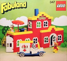 A Fabuland set released in 1979.