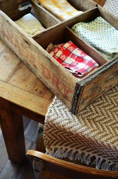 a celebratory weekend at home Coke Crate Ideas, Country Style, Farmhouse Style, Chicken And Cow, Linen Storage, Cute Cows, Antique Frames, Bedroom Organization, Vintage Stuff