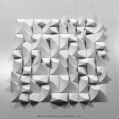 Visualization of Permutation 029. By monochromeandminimal | project:pietern. #curve #design #art #london #bauhaus #designer #konstruktivismus #minimalism #pattern #permutation #minimal #construktivie #swirl #monochromeandminimal #3dminimal #instaart #artoftheday #artexpo #artgrams #artfair #artist #generative #geometric #form #abstract #contemporaryart #mathart #technology #pattern #monochrome