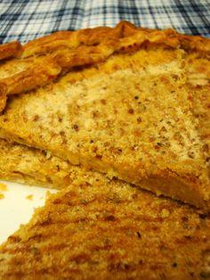 le ricette in cucina di patatina: torta rustica con tonno e patate