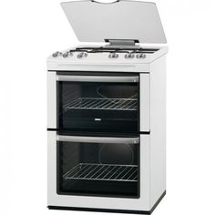 Zanussi ZCG66AGW Double Oven Gas Cooker ZCG66AGW The Zanussi ZCG66AGW Double Oven Gas Cooker comes in a bright White finish to make it an ideal focal point that will seamlessly fit into your kitchen. Technical Specifications: Colour: White Number of http://www.MightGet.com/february-2017-2/zanussi-zcg66agw-double-oven-gas-cooker-zcg66agw.asp