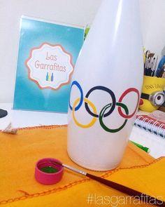 Em produção. @teixeiralara  Nossa página: Las Garrafitas   Insta: Las Garrafitas #lasgarrafitas #garrafas #artesanato #garrafasdecoradas #reciclar #sustentabilidade #ajudandooplaneta #viveremsantos #sustentavel #customizacao #feitoamao #decoração #lembrancinhas #Santos #cidadedesantos #pintadoamão #baixadasantista #quadrinho #plaquinha #olimpiadas #olimpiadasrio2016 #olimpiadas2016 #jogosolimpicos by lasgarrafitas http://ift.tt/1Vrdbbj
