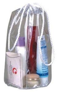 Cosmetic vinyl bags - wholesale - iSellPackaging