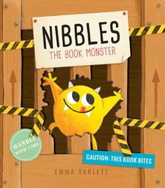 Nibbles The Book Mon