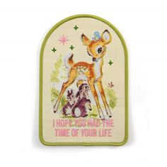 Time of Your Life Patch by Tough Times Press Its Gonna Be Ok, Time Of Your Life, You Mad, Tough Times, I Hope You, Patches, Kids Rugs, Embroidery, Label