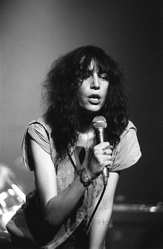 Lost and Found Images: Patti Smith: Style Icon