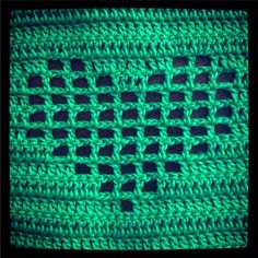 Summer project :) work in progress... #crochet #filet #heart