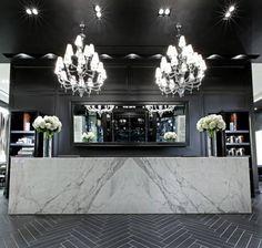 Donato Salon + Spa, II BY IV Design Associates Inc., Toronto